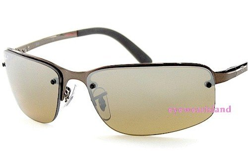 3b8bbf0d3543 RAY-BAN RAYBAN RB-3239 RB3239 014/84 Brown Polarized Sunglasses 62 ...