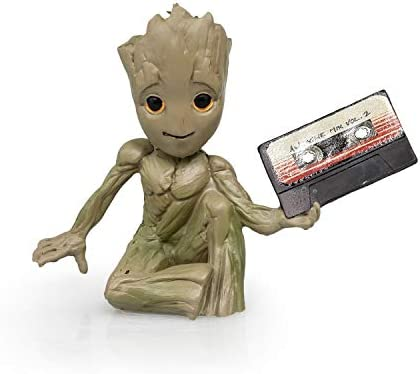 Guardians of the Galaxy Baby Groot Collector/'s Edition 3D Magnet