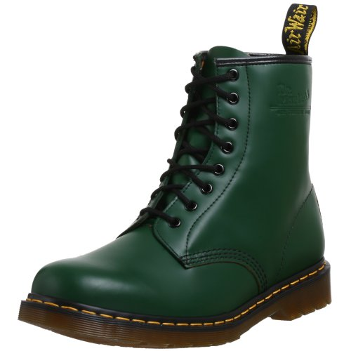 Verde Unisex Gr Dr 1460 Smooth Martens Stivali Adulto xwnf1OqZ