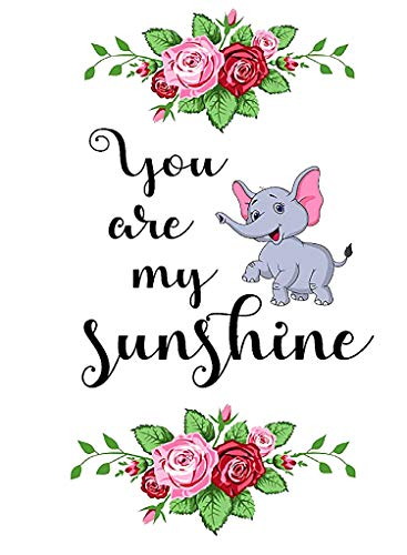 You Are My Sunshine - wall frame print - Kids Wall Art - Large wall quote - Quote Pictures - Nursery Wall Art - My only Sunshine - Printable Décor
