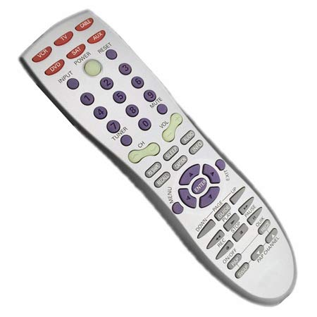 Universal Replacement Remote Control Fit for FXYA for SANYO VCR/TV/Cable/DVD/SAT/AUX (1pc)