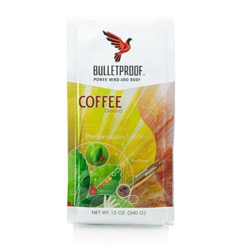 Bulletproof Ground Coffee 12oz Pack product image