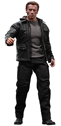Movie Masterpiece Terminator Salvation: New Start/Genesis 1/6 Scale Fully poseable Figure t-800 / Guardian 1/6 Scale Plastic pre-Painted PVC Figure 1/6 Pre Painted Pvc Figure