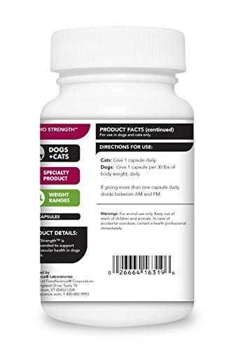 VetriScience Laboratories, Cardio Strength Heart Support Formula, 90 Capsules by VetriScience Laboratories (Image #2)