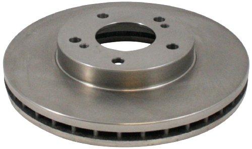 Dura International BR31126 Front Vented Disc Brake Rotor
