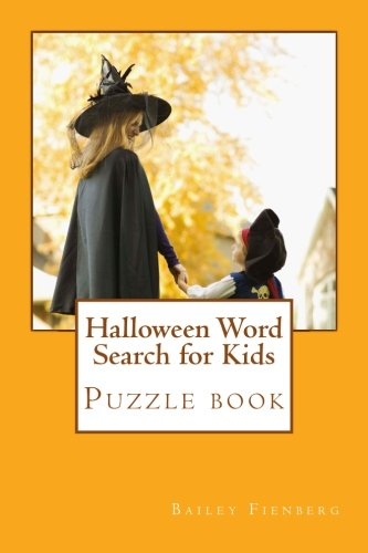 Halloween Word Search for Kids : Halloween Words Related Word Search Puzzle with Solutions : 1000+ Words: Puzzle (Halloween Word Search Kids)