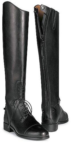 Ariat Heritage II Tall Zip Field Boot (Tall Slim Calf, 5.5)