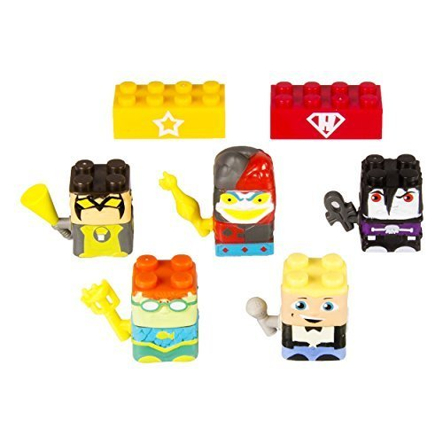 Sick Bricks Sick Team 5 Character Pack Heroes vs - Hollywood Macys