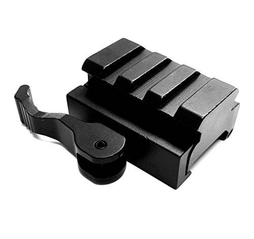 Ade Advanced Optics 3-Slot Universal QD Lever Lock Adaptor and Riser