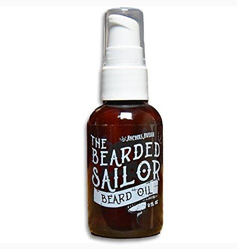 the Bearded Sailor - Beard Oil by Anchors Aweigh