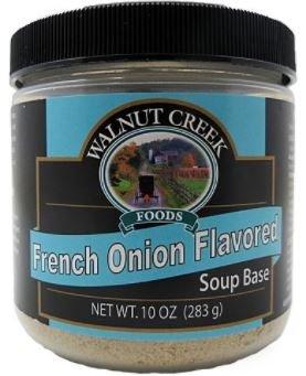 Walnut Creek Ohio French Onion Soup Base 8 oz (French Onion Soup Chicken)