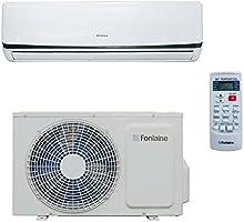 Ar-Condicionado Split Hw Fontaine 9.000 Btus/h 110v Frio 100101