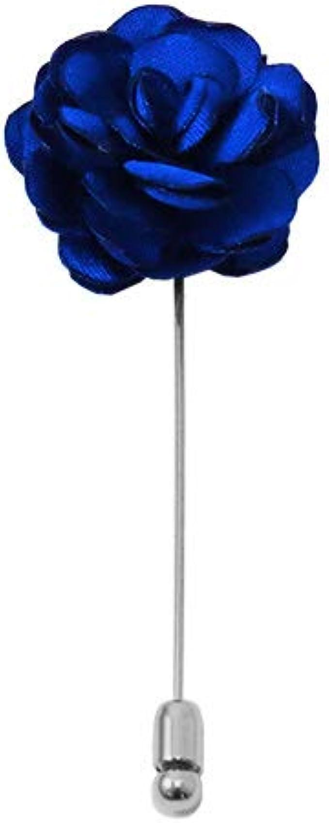 Romario Manzini® Men/'s Flower Lapel Pins