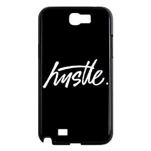Samsung Galaxy N2 7100 Cell Phone Case Black Hustle mogw