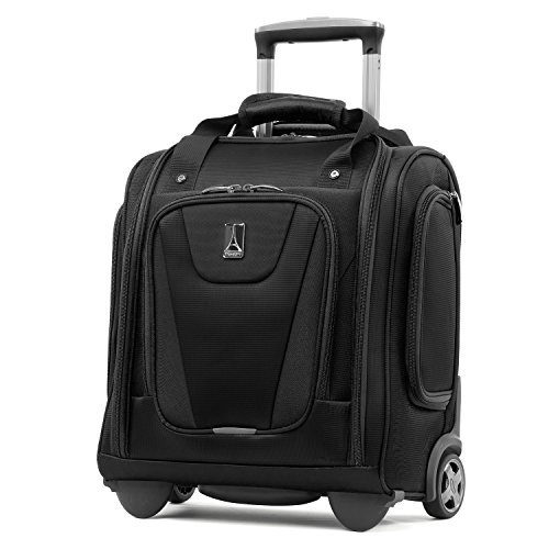 Travelpro Rolling Luggage (Travelpro Maxlite 4 Rolling Underseat Carry-on, Black)