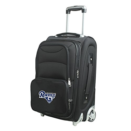NFL Los Angeles Rams 21-inch Carry-On by Denco