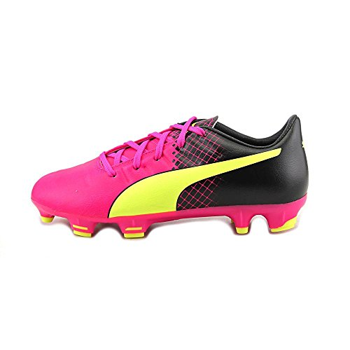 Puma evoPOWER 3.3 Tricks FG Jr Soccer Cleats Zapatos Deportivos
