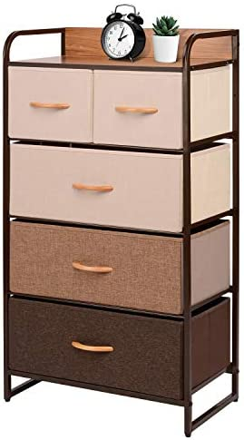 ORAF Vertical Tall Dresser Storage Chest