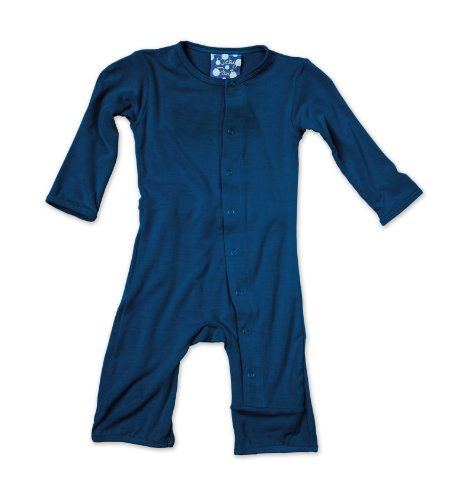 KicKee Pants Coverall, Twilight, 18 24 Months - Kickee Pants Coveralls