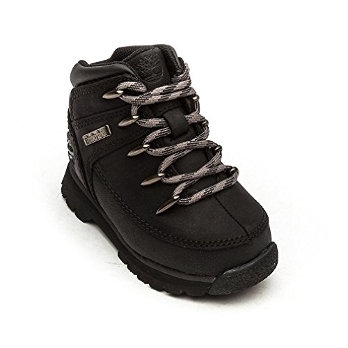 Timberland Euro Sprint, Jungen Hohe Sneakers Black
