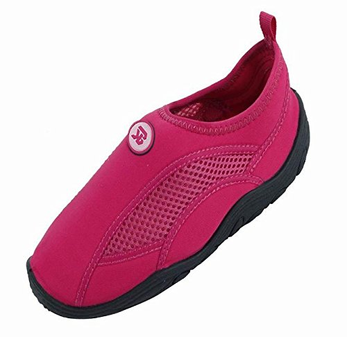 Starbay Toddlers Slip On Athletic Water Shoes Fuchsia 5