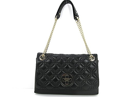 2650 Spade Leather Court Cynthia Astor Quilted WKRU Kate Black vCdw87qy8c