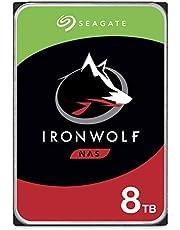 Seagate IronWolf NAS SATA 6Gb/s NCQ 64MB Cache1 8TB