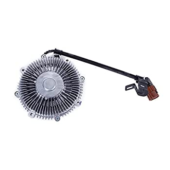 Image of Clutches Engine Radiator Cooling Fan Clutch Fit For 2006 2007 2008 2009 2010 Ford Explorer Sport Trac Mercury Mountaineer
