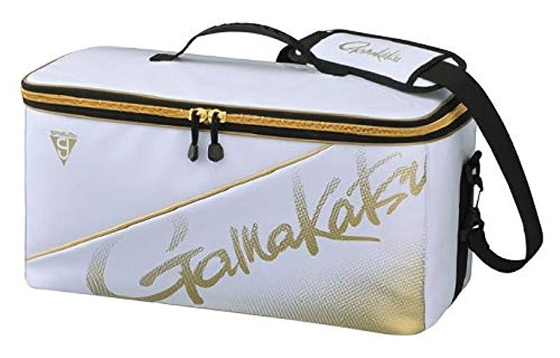 가마가츠(Gamakatsu) 박스 백 화이트/골드 GM3581 화이트/골드