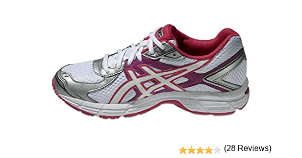 Asicsgel-Pursuit 2 - Zapatillas de Running Mujer, Color Blanco ...