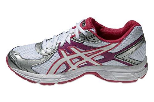 ASICS Gel Pursuit 2 - Zapatillas de running para mujer Blanco (White/Snow/Purple)