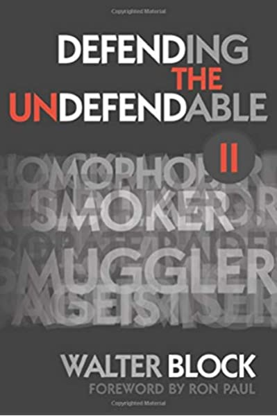 Defending the Undefendable II: Freedom in All Realms: Amazon ...