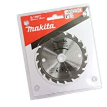 "Makita B-14607 3"" 85mm 20T Saw Blade for Makita HS300D, CC300, 4191"