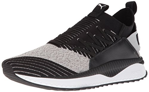 PUMA Men Tsugi Jun Sneaker Gray Violet-quiet Shade-puma White