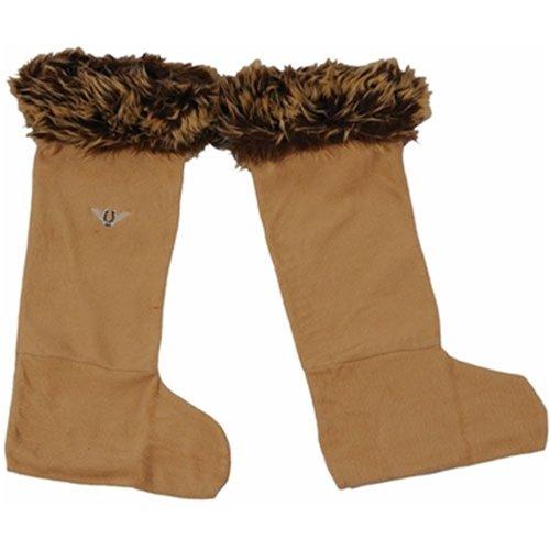 - TuffRider Fur Top Boot Liner Small