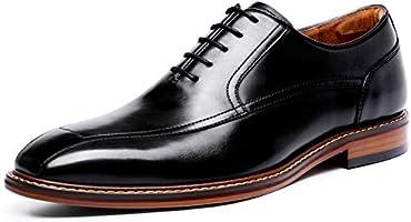 [フォクスセンス] ビジネスシューズ 紳士靴 メンズ 革靴 ロングノーズ サドルシューズ 本革