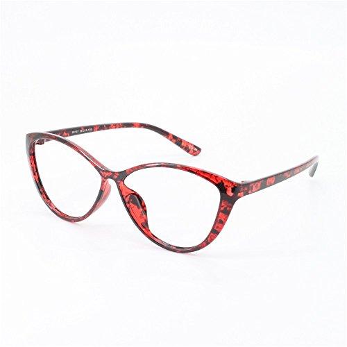 Ebe Women Reading Glasses TR90 Flex Material Anti Glare Lens +2.50