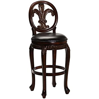 Amazon Com Hillsdale 62969 Fleur De Lis Swivel Counter