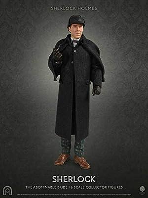 Big Chief Studios BCS Sherlock Abominable Bride Revolver loose 1//6th scale