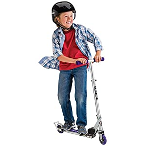 Razor A2 Kick Scooter (Purple)