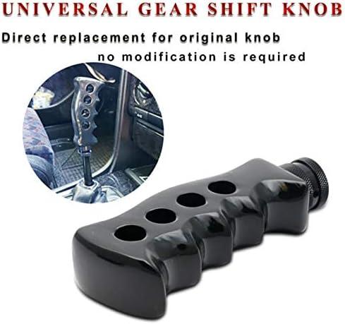 Shift Boots & Knobs Universal Pistol Handle Shape Automatic Car ...