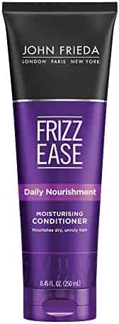 John Frieda Frizz Ease Daily Nourishment Conditioner, 8.45 Ounce