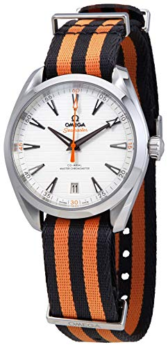 Omega Seamaster Aqua Terra Golf Edition Automatic Mens Nato Watch 220.12.41.21.02.003 (Omega Watches Models And Prices In India)