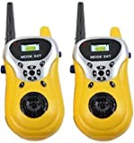 Walkie Talkie with 2 Player System Toy for Kids (Interphone)