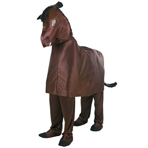 Two Person Horse Costume Standard  sc 1 st  Amazon.com & 2 Person Costume: Amazon.com