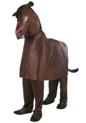 Two Person Horse Costume (Two People Costumes For Halloween)