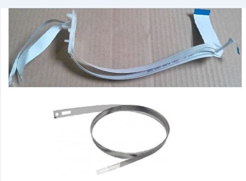 Trishago Combo - Head Cable with CR Sensor Cable Set and CR Encoder Scale for Epson L210 Printer