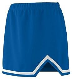 Augusta Sportswear Girls\' ENERGY SKIRT XXS Royal/White