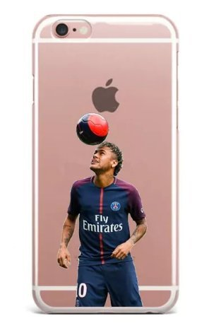 coque iphone 6 football neymar psg