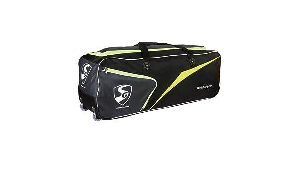 Amazon.com   SG Team Pak Cricket Kit Bag (Large Team Bag) with Wheels    Sports   Outdoors 1906e6141ac7b
